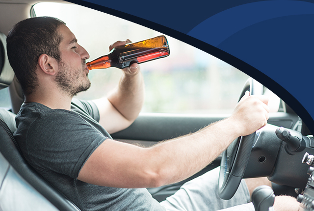 which of the following best describes the consequences of driving under the influence?