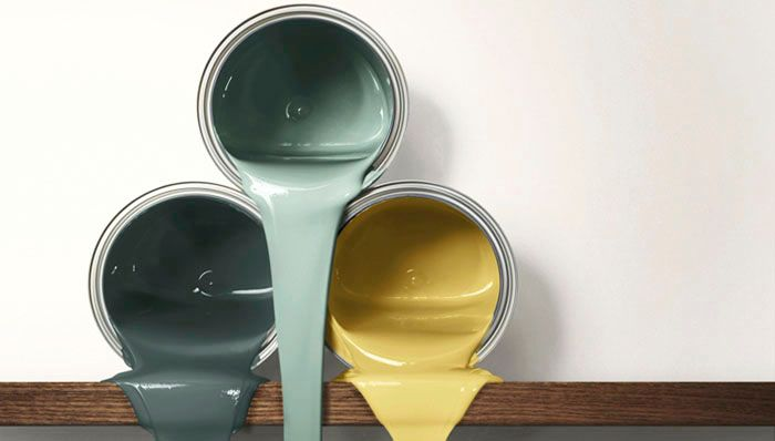What type of contamination occurs if a paint chip falls into soup?